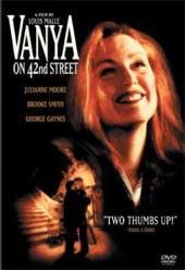 Vania on 42nd Street