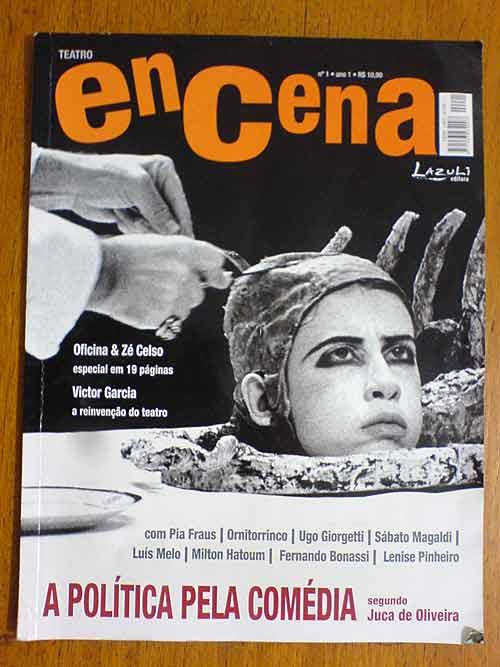 revista Teatro EnCena