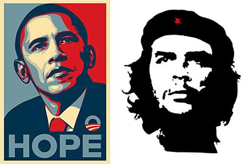 Obama e Che