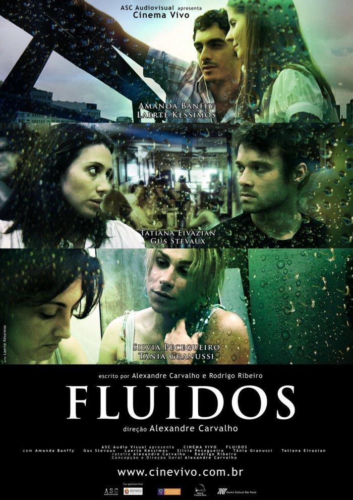 cartaz de 'Fluidos'
